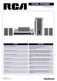 rca dvd home theater system setup download free pdf for rca rt2380bk home theater manual