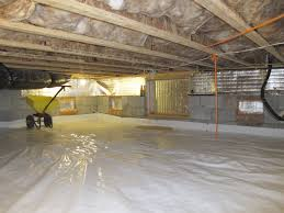 crawl space exhaust fan sealed crawl spaces stetten home services