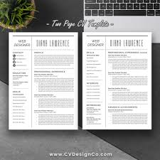cv layout on word professional simple resume template best selling cv template
