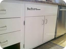 Kitchen Cabinet Door Molding Adding Trim To 1960s Cabinets Hometalk
