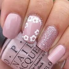easy nail art glitter 23 sweet spring nail art ideas designs for 2018 nail bar spring