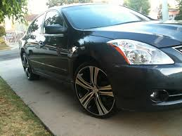 nissan altima black 2007 oem infiniti nissan rims on our 4th gen altima page 7 nissan