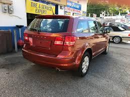Dodge Journey Orange - used 2014 dodge journey se suv 9 390 00