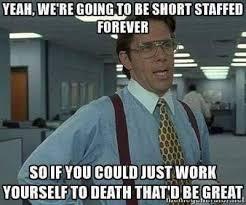 Short Person Meme - radio memes the evolution of being short staffed facebook