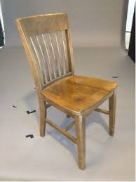 Library Chair Wood Seating U2014 Primate Props