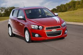 chevy sonic 2012 chevrolet sonic z spec review top speed