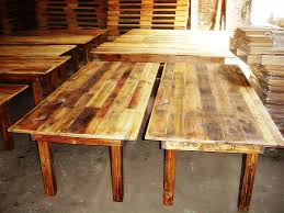 Rustic Chic Kitchen Table Set Design Ideas  Kitchen  Bath Ideas - Rustic kitchen tables