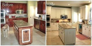 kitchen cabinet refinishing before and after how do you resurface kitchen cabinets refinishing kitchen cabinets