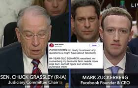 Superman Drinking Meme - the best reactions and memes from mark zuckerberg s congressional