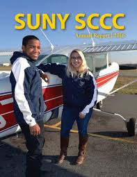 2016 annual report by suny schenectady county community college