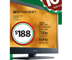 haier 32 lcd tv amazon black friday black friday 32 inch emerson lc320em2f lcd tv has lowest price yet