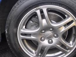painting wheels with a