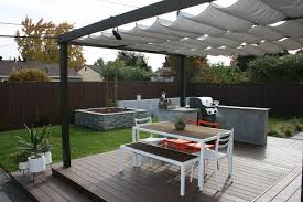 mid century modern landscaping landscape modern with patio furniture