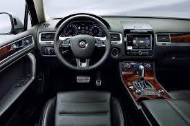 volkswagen suv 2015 interior volkswagen touareg 2658519