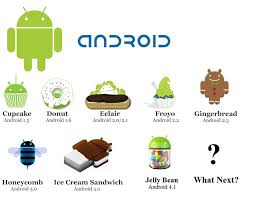 list of android versions android os versions then and now