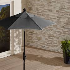 Patio Umbrella Sunbrella Sunbrella 6 Small Patio Umbrella In Patio Umbrellas Reviews