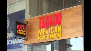 luna modern mexican kitchen menu lunch at taqado mexican kitchen dubai youtube