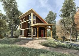 small a frame cabin plans a frame tiny house kit home packages cottage style plans screened