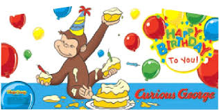 curious george birthday curious george jpg 757 382 birthday ideas birthdays