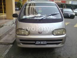 lexus malaysia mudah sell perodua rusa van 1 3 manual for sale