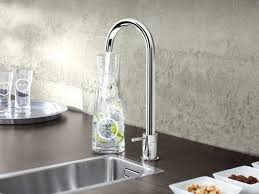 High Arc Kitchen Faucet Reviews by Sink U0026 Faucet Shop Delta Stainless Handle High Arc Kitchen
