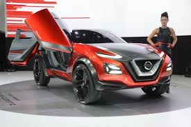 nissan gripz wallpaper nissan gripz injects sports car dna to crossovers