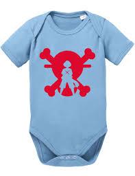 Baby Flag Ace Ruffy One Monkey Anime Piece Zoro Whitebeard Flag Baby Body