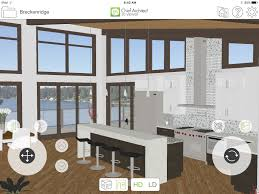 chief architect 3d viewer kitchen design rendering in loversiq