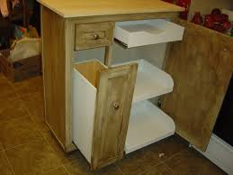 kitchen island with garbage bin tremendous portable kitchen island with trash bin also unfinished