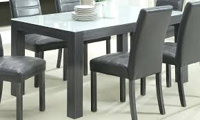 Grey Dining Table And Chairs Grey Dining Room Table And Chairs A Black Dining Table With Black