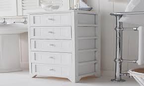 Tall Narrow Bathroom Storage Cabinet by Bathroom Cabinets With Lights And Shaver Point Bathroom Mirror