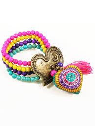 hearts bracelet images Hearts bracelet acento art stico jpg