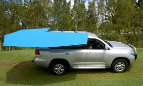 Awning For 4wd Portable Vehicle Shade Clevershade 4wd Awning For Australian