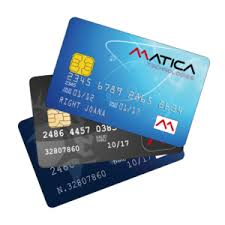 debt cards debit and credit card printer matica technologies