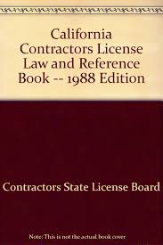 buy contractors license kit c29 masonry for california w