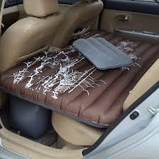 china new car travel inflatable mattress air bed suv back seat