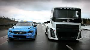 volvo trucks virginia volvo trucks u2013 the iron knight vs volvo s60 polestar karage tv