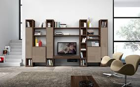 Modern Living Room Wall Units With Storage Inspiration DesignRulz - Showcase designs for small living room