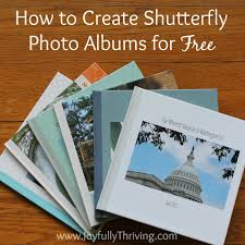 how to create shutterfly photo albums for free jpg