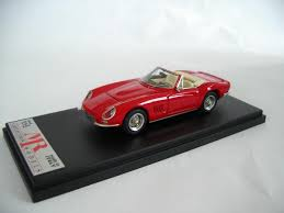 ferrari classic models ferrari 250 gt spider nembo u002766 1 43 mr collection models
