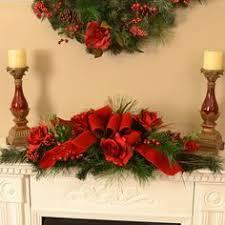 Christmas Centerpiece Craft Ideas - lighted gift box floral christmas centerpiece glass blocks and glass