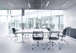 best luxury meeting room design with wall glass and good panorama