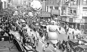 thanksgiving day parade 2014 online macy u0027s thanksgiving day parade circa 1930 the old motor