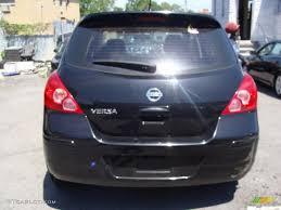 nissan versa blue 2009 2009 super black nissan versa 1 8 s hatchback 29957761 photo 5
