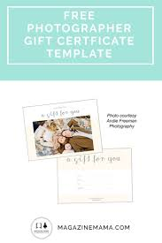 100 christmas gift certificate template free free printable
