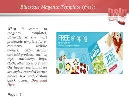 2013 free sale booster e commerce templates