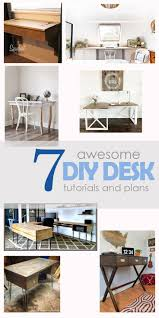 Diy Desk Plans Free by 321 Best Offices Images On Pinterest Office Ideas Office Spaces