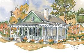 Southern Living Plans by Woodward Southern Living House Plans