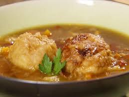 turkey butter mold three bean soup with turkey meatballs and dijon mustard dumplings