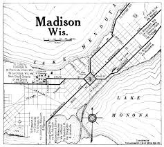 map of oregon wi isthmus